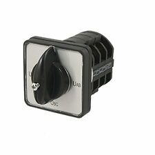 LW8D-10/3 3 Position Rotary Cam Universal Changeover Switch