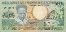 Surinam / Suriname 25 Gulden 1988 Pick 132b