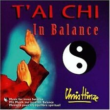 Chris Hinze T'ai chi-In balance (1995/97) [CD]