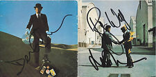 PINK FLOYD Wish You Were Here CD Signed by David Gilmour Roger Waters Nick Mason