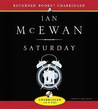 Saturday by Ian McEwan (2005, CD, Unabridged)