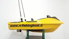 BAITBOAT SURFCASTING POSEIDON SEA BAIT BOAT TOP RC BOAT SEA FISHING