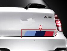 3 Colors Trunk Decorative Sticker for BMW F20 F30 F10 E46 E90 E60 Z4 I3 E39 E90