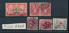 THAILAND SIAM PICHIT POSTMARKS 7 stamps