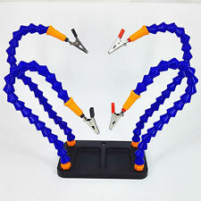 XYC Third Hand Tool, Helping Hands, Soldering, Electronics, DIY Solder Station