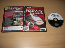 TRAINZ RAILWAY SIMULATOR  Pc Cd Rom FO - FAST DISPATCH