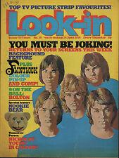 Look-In Magazine No.18  24 April 1976  Flintlock Nicholas Young Roger de Courcey
