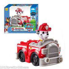Paw Patrol Pup Dog Racer Character Figure Kids Children's Toy Gift - Marshall