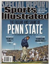 2011 Sports Illustrated Si JOE PATERNO Penn State newsstand copy