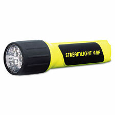 Streamlight 68202 Yellow ProPolymer 4AA White LED Flashlight 6.5""