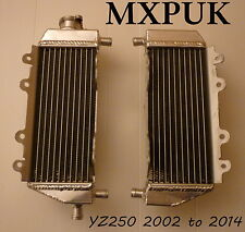 YZ250 RADIATORS PERFORMANCE RADS YZ 250 2002 to 20014 (053)