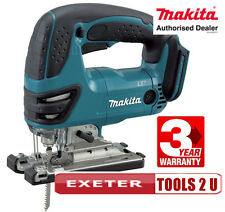 Makita DJV180Z 18V Body Only Cordless Li-ion Jigsaw  + Pk 3 extra Blades