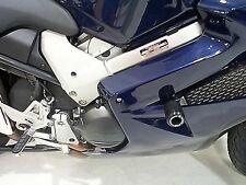 R&G Crash Protectors Classic Style for Honda VFR800 v-tec  (2002 - 2013)   BLACK