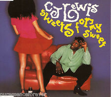 CJ LEWIS - Sweets For My Sweet (UK 6 Track CD Single)