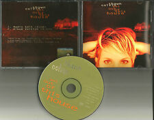 SHAWN COLVIN Get out of this house w/RARE EDIT PROMO DJ CD Single PRINTED LYRICS