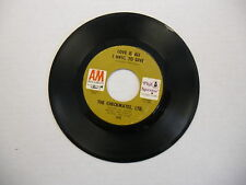 CHECKMATES LTD. Never Should Have Lied/Love Is All I Have To Give 45 RPM