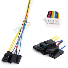 CC3D 8Pin Receiver Cable Flight Control Connecting Cord Wire Plug for OpenPilot