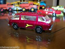Matchbox Superfast #22 Freeman Inner City Commuter C-8