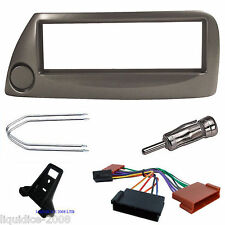 KA FORD GREY FITTING KIT 1996 ONWARDS CD RADIO STEREO FASCIA FACIA ADAPTOR  PIN