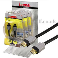 Hama Home Entertainment 1.5m HDMI 1.3 Cable (083103) High Quality HDMI Cable