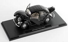 BLITZ VERSAND VW Classic Beetle Käfer schwarz / black Welly Modell Auto 1:18 NEU