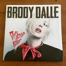 """Bro you Dalle - Diploid Love 12"""" Picture Disc Vinyl & Cd Spinnerette Distillers"""
