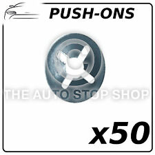 Fasteners Circular Push-Ons Stem 3MM Compatible with all Vehicles 556 Pack of 50
