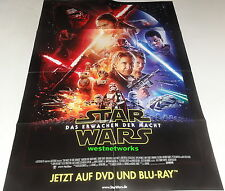 Poster STAR WARS: DAS ERWACHEN DER MACHT Plakat EPISODE VII: THE FORCE AWAKENS 7