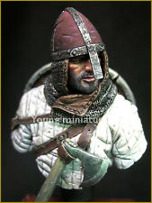 Young Miniatures Norman Knight Hastings 1066 YH1830 1/10th Bust Unpainted kit