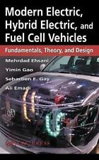 Modern Electric, Hybrid Electric, and Fuel Cell Vehicles: Fundamentals, Theory,