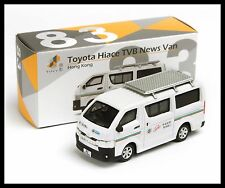 TINY HONG KONG CITY 83 Toyota Hiace TVB News Van DIECAST CAR