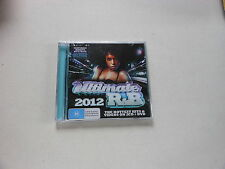ULTIMATE R&B 2012-2XCD+DVD-AUSTRALIA-NE-YO-CHRIS BROWN-PITBULL-RIHANNA-LIL WAYNE