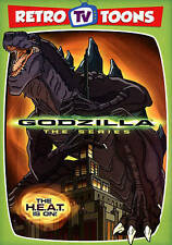 Godzilla: The Series - The H.E.A.T. Is On (DVD, 2015)
