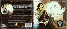 MICHAEL JACKSON INTERVIEW DISC & ILLUSTRATED BOOK - LIMITED EDITION 1996 SEALED