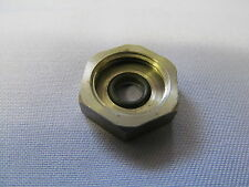 NORTON COMMANDO CLUTCH ROD TO GEARBOX NUT AND SEALING O RING 06-8833