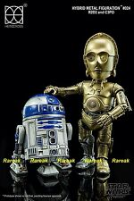 86hero 2016 Herocross Hybrid Metal Figuration #024 Star Wars C3PO & R2D2 Figure