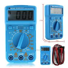 Electrical LCD Digital Multimeter AC DC Voltmeter Multi OHM Temperature Tester