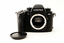 Contax N1 35mm SLR Film Camera Body [Excellent++] Free Shipping 139542