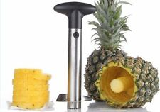 New Stainless Steel Fruit Pineapple Peeler Corer Slicer Cutter Kitchen Tool