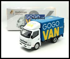 TINY HONG KONG CITY 36 HINO 300 GO GO Van TRUCK NEW DIECAST CAR