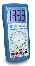 Peaktech 3335 digital-Multimeter, 3 1/2 - dígitos/- digit
