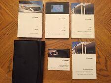 2010 Lexus RX350 Owner's Manuals Stock #002