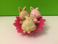 Littlest Pet Shop Lot #1 Lot Of Rescue Tails Baby Bunnies