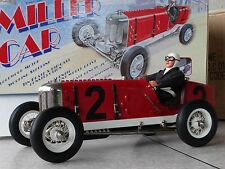 Gilbow Miller Race Car Classic Tinware Clockwork Windup 1:8 Scale Indy Racer