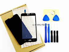 Touch Screen Digitizer Glass For LG Optimus Exceed 2 VS450PP Adhesive Tools NEW
