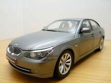 BMW 550i FACE LIFT anthracite 1/18 E60 serie 5 530d 525d 520d 530i