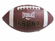 Everlast Bronx Ball American Football Extreme Soft Grip neu