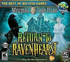 Mystery Case Files Return to Ravenhearst by Big Fish
