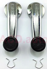 Fit  For 1972-1979  Datsun 620  Window Crank Handle 2PCS NEW 2002