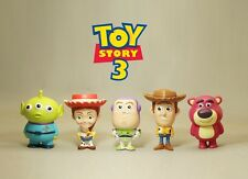 TOY STORY 2 3 FIGURE 8 CM WOODIE BUDDIES 7 ELEVEN SEVEN CARTOON BUZZ LIGHTYEAR 1